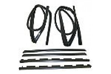 1992-1994 Chevrolet Blazer Weatherstrip Seal Precision Parts Chevrolet Weatherstrip Seal WFK 1111 88