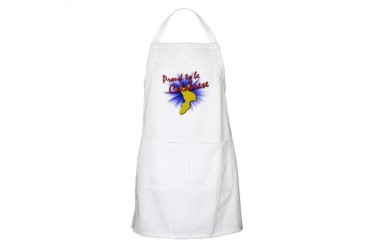 Proud to be Calabrese BBQ Italian Apron by CafePress