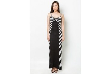 Twisted Maxi Dress
