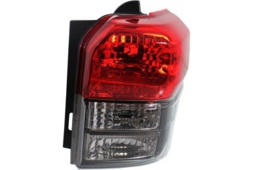 2010-2013 Toyota 4Runner Tail Light Replacement Toyota Tail Light REPT730191 10 11 12 13