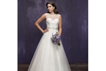 Ella Rosa Wedding Dresses - Style BE208