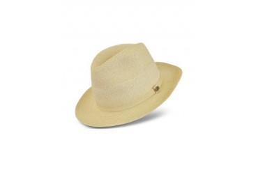 Signature Cream Paper Panama Hat
