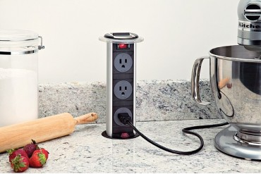 Kitchen Power Grommet