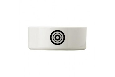 Kyudo target Sports Small Pet Bowl by CafePress