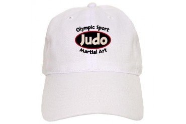 Judo Sports Cap by CafePress