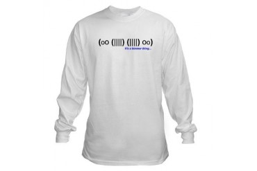 Its a bimmer thing... Long Sleeve T-Shirt