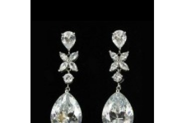 Jim Ball Earrings - Style CZ119