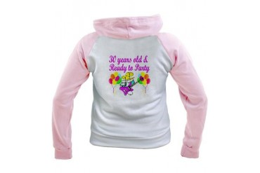 HAPPY 30TH BIRTHDAY 30th birthday Women's Tracksuit by CafePress
