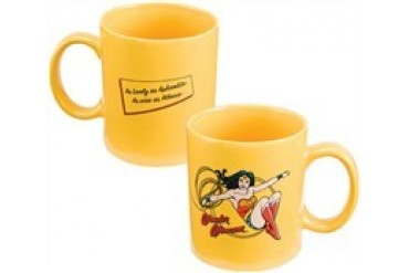 DC Comics Wonder Woman Jump Lasso Ceramic Mug
