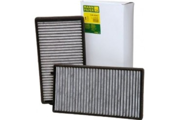 2002-2005 BMW 745i Cabin Air Filter Mann-Filter BMW Cabin Air Filter CUK3124-2 02 03 04 05