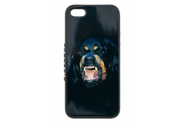 Givenchy Black Rottweiler Iphone 5 Case
