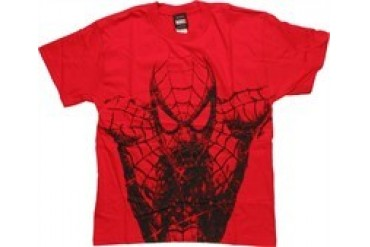 Marvel Comics Sketch Youth Spiderman Kids Shirt