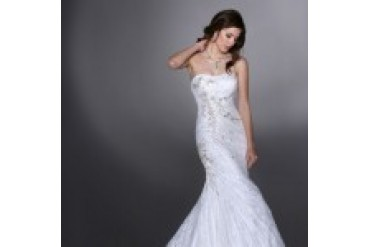 Davinci Quick Delivery Wedding Dresses - Style 50272