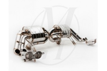 Meisterschaft Stainless GTS Racing Ultimate Exhaust Audi R8 Coupe Roadster V10 10