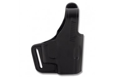 "Bianchi Model 75 Venom Belt Slide Holster - Sig P226R 9mm/.357SIG/.40 - 4.41""BBL - Black - R"