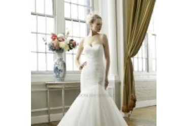"Moonlight Collection ""In Stock"" Wedding Dress - Style J6280"