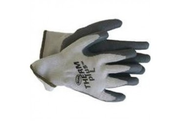 12 Pack Boss Mfg Co 8435M Glove Flexigrip Latex Palm