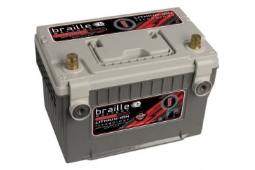 Braille Lithium Ion Intensity Starting Battery 2330 Amp 11 x 7 x 8 inch Left Positive BCI 3478