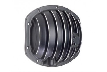 Trans-Dapt Dana 30 Black Aluminum Cover 9931 Differential Covers