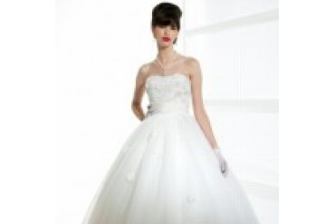 Moonlight Tango Wedding Dresses - Style T414