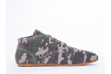 Eleven Paris Bastee Mens in Army size 10.0