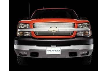 Putco Virtual Horizontal Grille Insert 33104 Grille Inserts