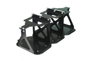 Artec Industries Group 34 Optima Triple Back to Back Battery Mount OP3409B Battery Tray