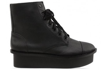 Cheap Monday Form Boot in Black size 7.0