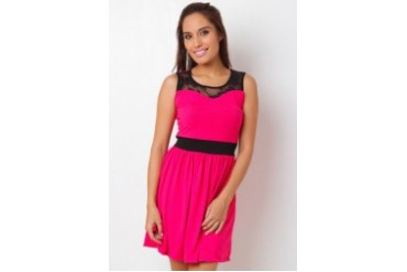 F 101 Dear Sleeveless Dress