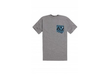 Mens Volcom T-Shirts - Volcom Trenton Basic Pocket T-Shirt