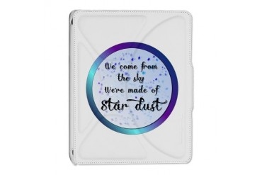 Were all made of Star Dust Space iPad 2 Cover by CafePress