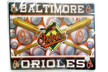 Ddi Baltimore Orioles Placemat (pack Of 12)