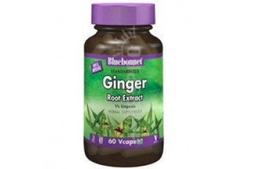 Standardized Ginger Root Extract 60VC