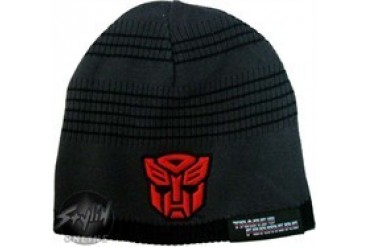 Transformers Autobot Insignia Embroidered Beanie