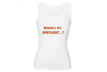 Spotlight? Band Women's Tank Top by CafePress