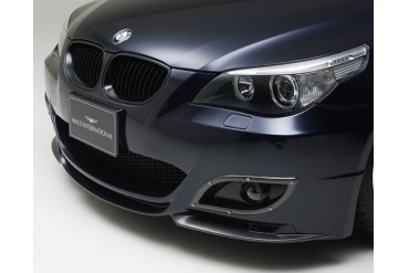 Wald International M5 Style Front Bumper BMW 5-Series E60 04-09