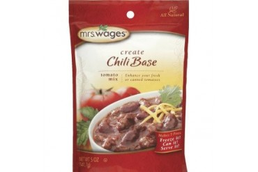 12 Pack Mrs. Wages W537-J4425 Mrs. Wages Chili Tomato Mix