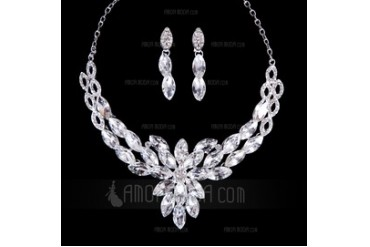 Charming Alloy Ladies' Jewelry Sets (011040385)