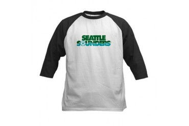 Sounders Kids Baseball Jersey