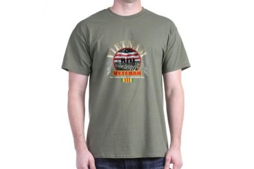 Vietnam War Veteran Dark T-Shirt