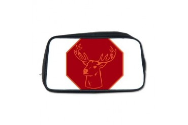 buck stops here Vintage Toiletry Bag by CafePress
