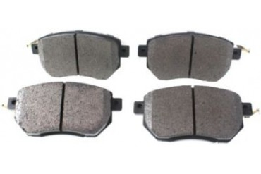 2003 Infiniti FX45 Brake Pad Set Centric Infiniti Brake Pad Set 300.09690 03