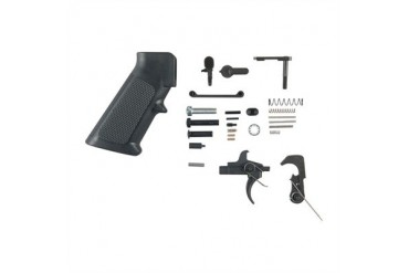 Ar15 Alg Triggers With Lower Parts Kits - Qms Trigger W/ Lower Parts Kit