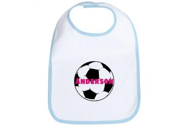 Personalized Soccer Soccer Bib by CafePress