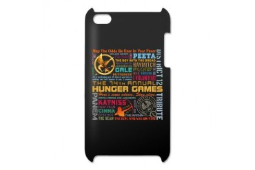 The ORIGINAL Hunger Games [multicolor] Itouch4 Ca