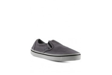 Crocs Hover Slip On Charcoal White