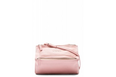 Givenchy Pink Pandora Sugar Mini Shoulder Bag