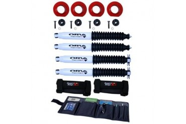 Rugged Ridge 2 Inch ORV Budget Lift Kit 18415.33 Complete Suspension Systems and Lift Kits
