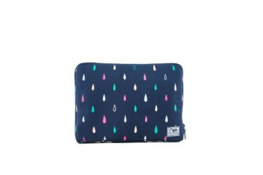 Ripples Raindrops Laptop Case 15