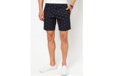 Gull & Dinghy Printed Shorts